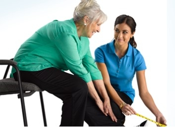 Senior Fitness Testing - YMCA of Broome County