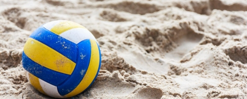 Image result for Sand volleyball